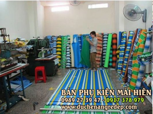Đơn Vị Bán Bạt Che Nắng Mưa Ngoài Trời Giá Rẻ TPHCM, Vật Tư bạt Xếp