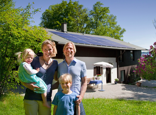 Lắp đặt hệ thống năng lượng điện mặt trời tại Bình Phước