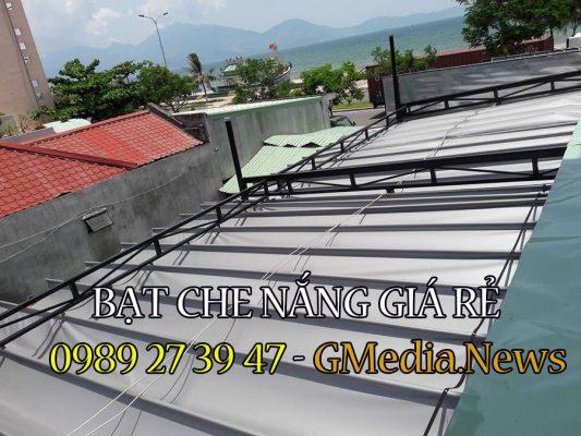 Đơn vị chuyên Cung Cáp Bạt Che Nắng Tại Nha Trang, Bán Bạt Kéo, Bạt Cuốn Che Nắng Mưa giá rẻ