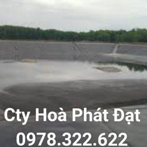Địa chỉ cung cấp và thi công vải bạt chống thấm nước tại Long Xuyên An Giang Bán màng chống thấm HPDE lót ao hồ tại Long Xuyên An Giang Chính hãng giá rẻ