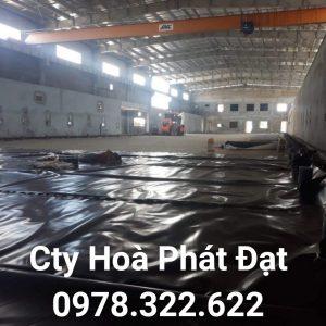 Địa chỉ cung cấp và thi công vải bạt chống thấm nước tại TP Quy Nhơn Bình Đinh, bán màng chống thấm HDPE lót ao hồ tại TP Quy Nhơn Bình Đinh chính hãng giá rẻ