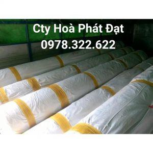 Địa chỉ cung cấp và thi công vải bạt chống thấm nước tại TP Hà Tĩnh, bán màng chống thấm HDPE lót ao hồ tại TP Tĩnh chính hãng giá rẻ