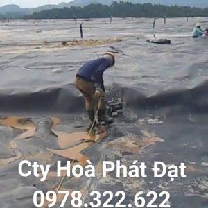 Địa chỉ cung cấp và thi công vải bạt chống thấm nước tại TP Cao Bằng, bán màng chống thấm HDPE lót ao hồ tại TP Cao Bằng chính hãng giá rẻ