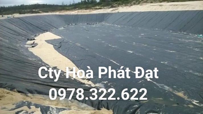 Địa chỉ cung cấp và thi công vải bạt chống thấm nước tại TP Hải Phòng, bán màng chống thấm HDPE lót ao hồ tại TP Hải Phòng chính hãng giá rẻ