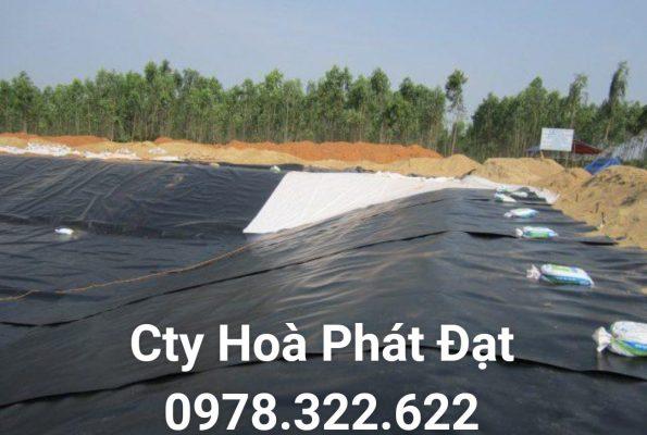 Địa chỉ cung cấp và thi công vải bạt chống thấm nước tại TP Biên Hoà Đồng Nai, bán màng chống thấm HDPE lót ao hồ tại TP Biên Hoà Đồng Nai chính hãng giá rẻ