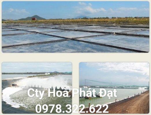 Địa chỉ cung cấp và thi công vải bạt chống thấm nước tại Bắc Giang, bán màng chống thấm HDPE lót ao hồ tại Bắc Giang chính hãng giá rẻ