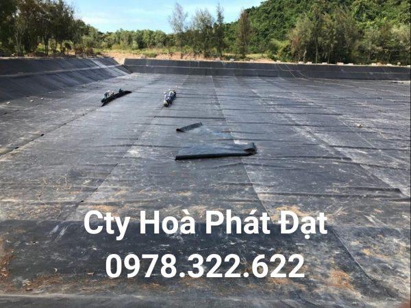 Địa chỉ cung cấp và thi công vải bạt chống thấm nước tại TP Phan Thiết Bình Thuận, bán màng chống thấm HDPE lót ao hồ tại TP Phan Thiết Bình Thuận chính hãng giá rẻ