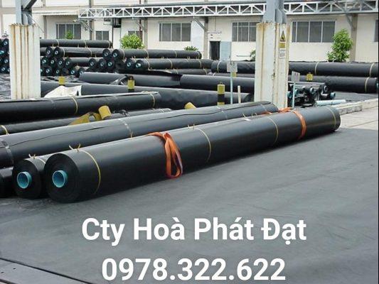 Địa chỉ cung cấp và thi công vải bạt chống thấm nước tại TP Pleiku Gia Lai, bán màng chống thấm HDPE lót ao hồ tại TP Pleiku Gia Lai chính hãng giá rẻ