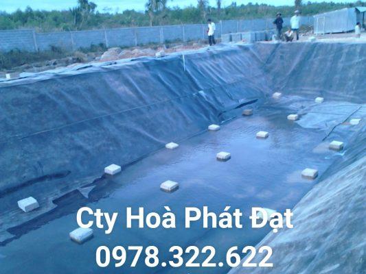 Địa chỉ cung cấp và thi công vải bạt chống thấm nước tại TP Thủ Dầu Một Bình Dương, bán màng chống thấm HDPE lót ao hồ tại TP Thủ Dầu Một Bình Dương chính hãng giá rẻ