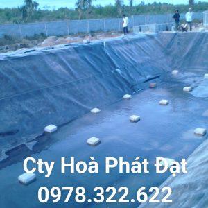 Địa chỉ cung cấp và thi công vải bạt chống thấm nước tại Bà Rịa Vũng Tàu, bán màng chống thấm HDPE lót ao hồ tại Bà Rịa Vũng Tàu chính hãng giá rẻ
