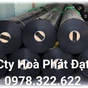Địa chỉ cung cấp và thi công vải bạt chống thấm nước tại Bắc Kạn, bán màng chống thấm HDPE lót ao hồ tại Bắc Kạn