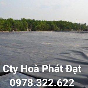 Địa chỉ cung cấp và thi công vải bạt chống thấm nước tại Ninh Thuận, bán màng chống thấm HDPE lót ao hồ tại Ninh Thuận chính hãng giá rẻ