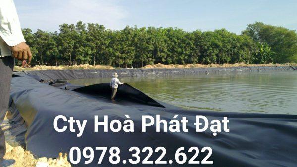 Địa chỉ cung cấp và thi công vải bạt chống thấm nước tại TP Tuyên Quang, bán màng chống thấm HDPE lót ao hồ tại TP Tuyên Quang chính hãng giá rẻ
