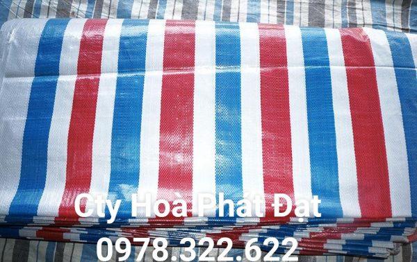 Cung cấp vải bạt giá rẻ khổ lớn nhỏ các loại tại TP Vĩnh Long, bán vải bạt xanh cam lót sàn bạt che phủ bạt dùng trong xây dựng, bạt trang trại bạt nông nghiệp tại TP Vĩnh Long