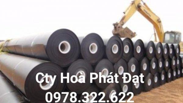 Địa chỉ cung cấp và thi công vải bạt chống thấm nước tại TP Vĩnh Long, bán màng chống thấm HDPE lót ao hồ tại TP Vĩnh Long chính hãng giá rẻ