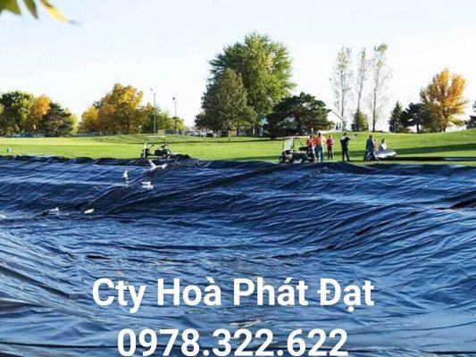 Địa chỉ cung cấp và thi công vải bạt chống thấm nước tại TP Trà Vinh, bán màng chống thấm HDPE lót ao hồ tại TP Trà Vinh chính hãng giá rẻ