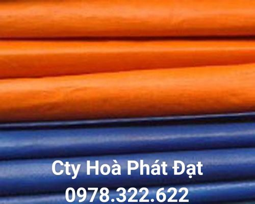 Cung cấp vải bạt giá rẻ khổ lớn nhỏ các loại tại TP Cà Mau, bán vải bạt xanh cam lót sàn bạt che phủ bạt dùng trong xây dựng, bạt trang trại bạt nông nghiệp tại TP Cà Mau