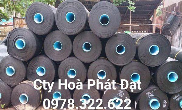Báo giá bạt lót hồ HDPE màng chống thấm chứa nước ở tại Vĩnh Phúc giá rẻ